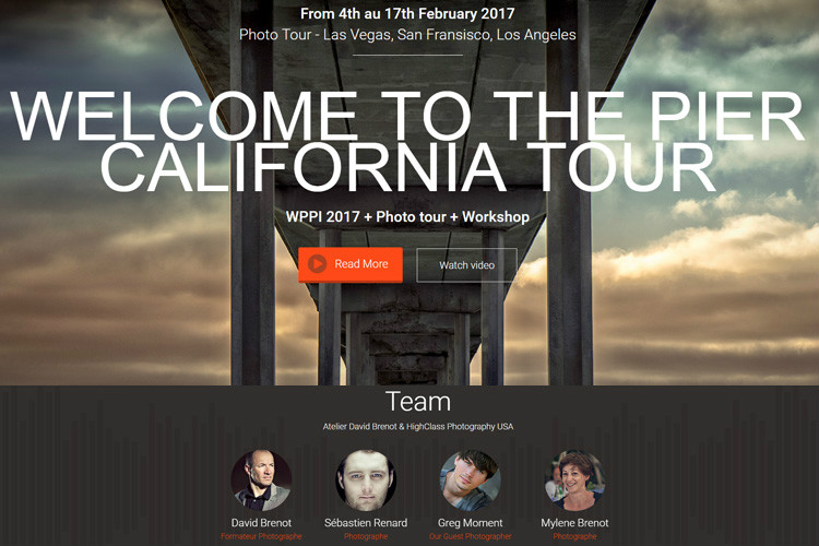 California, USA 04-17.02.2017. SOLD OUT!