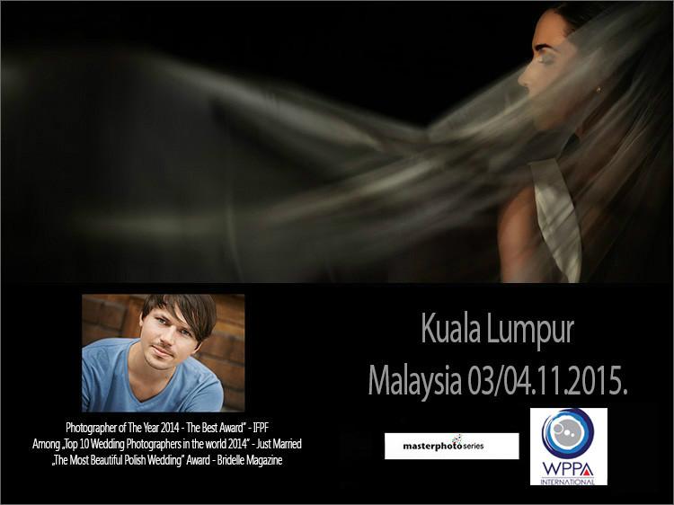 Kuala Lumpur, Malaysia 03/04.11.2015. SOLD OUT!