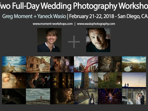 San Diego, USA 21/22.02.2018. with Yanek Wasio