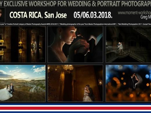 San Jose, Costa Rica 05/06.03.2018.