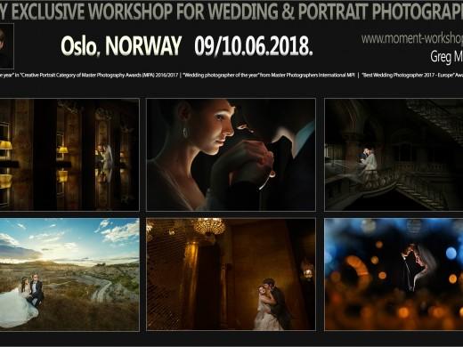 Oslo, Norway - 09/10.06.2018.